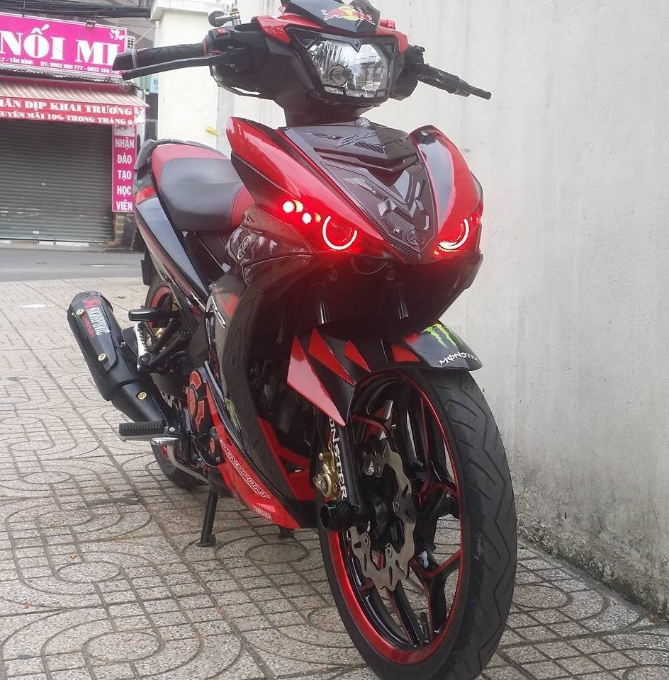 Exciter 150 RC don nhe ma ham ho - 4