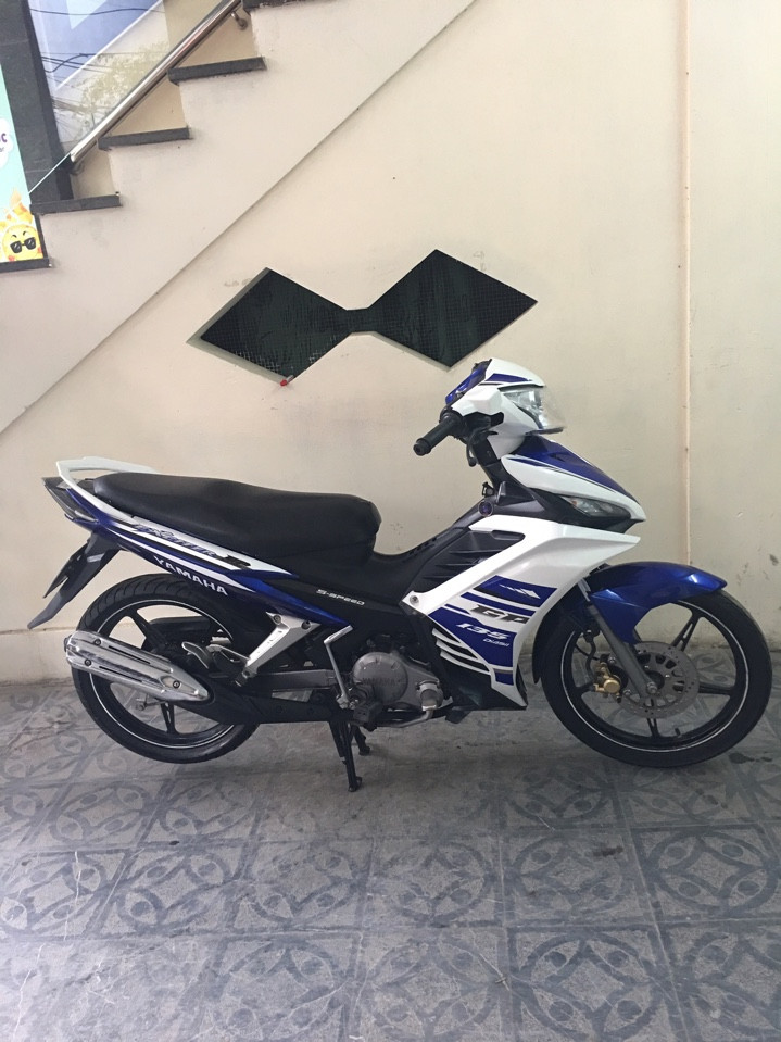 Ban Exciter GP 135cc doi chot may zin - 2
