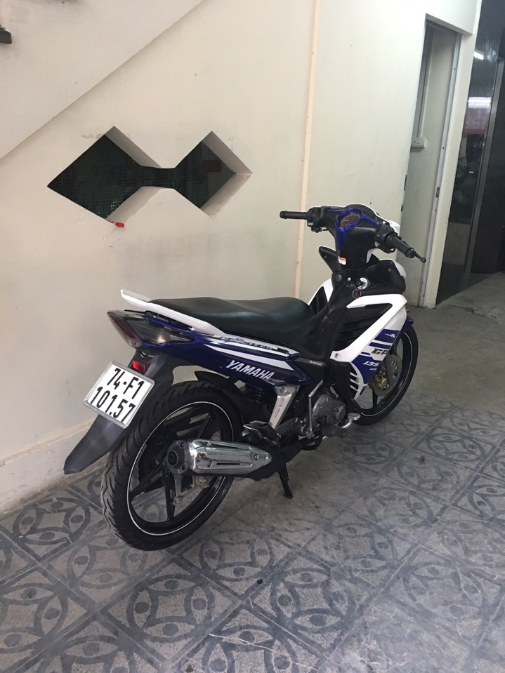 Ban Exciter GP 135cc doi chot may zin - 4
