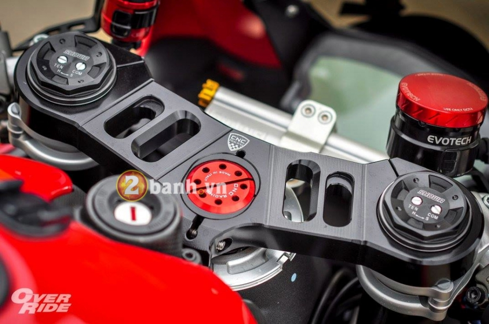 Ducati 899 Panigale do dep an tuong va chat den tung milimet - 4