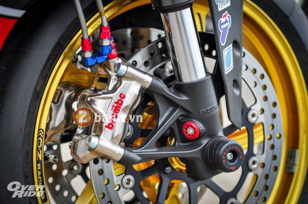 Ducati 899 Panigale do dep an tuong va chat den tung milimet - 6