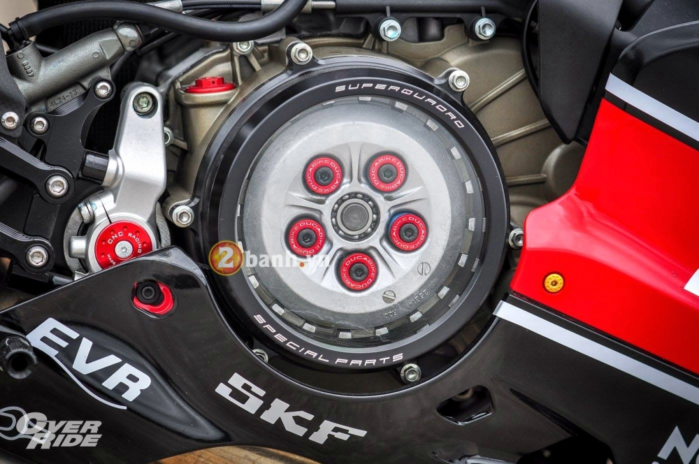 Ducati 899 Panigale do dep an tuong va chat den tung milimet - 8
