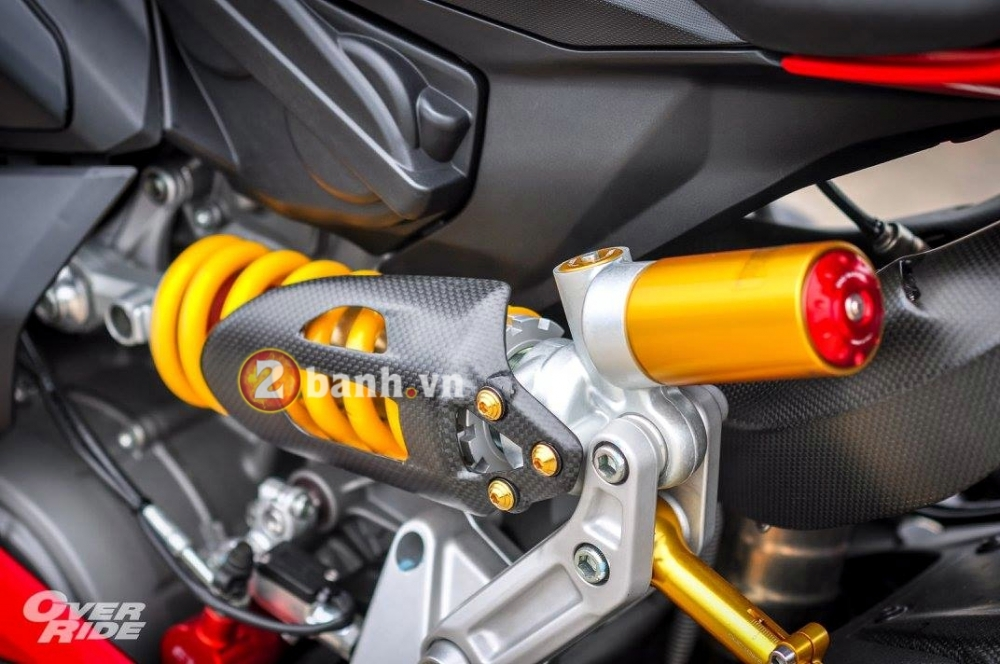 Ducati 899 Panigale do dep an tuong va chat den tung milimet - 11