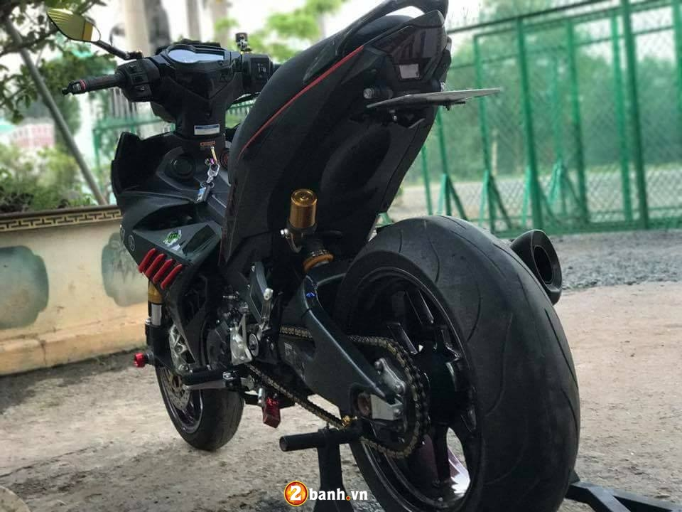 Exciter 150 ban do banh beo day phong cach - 4