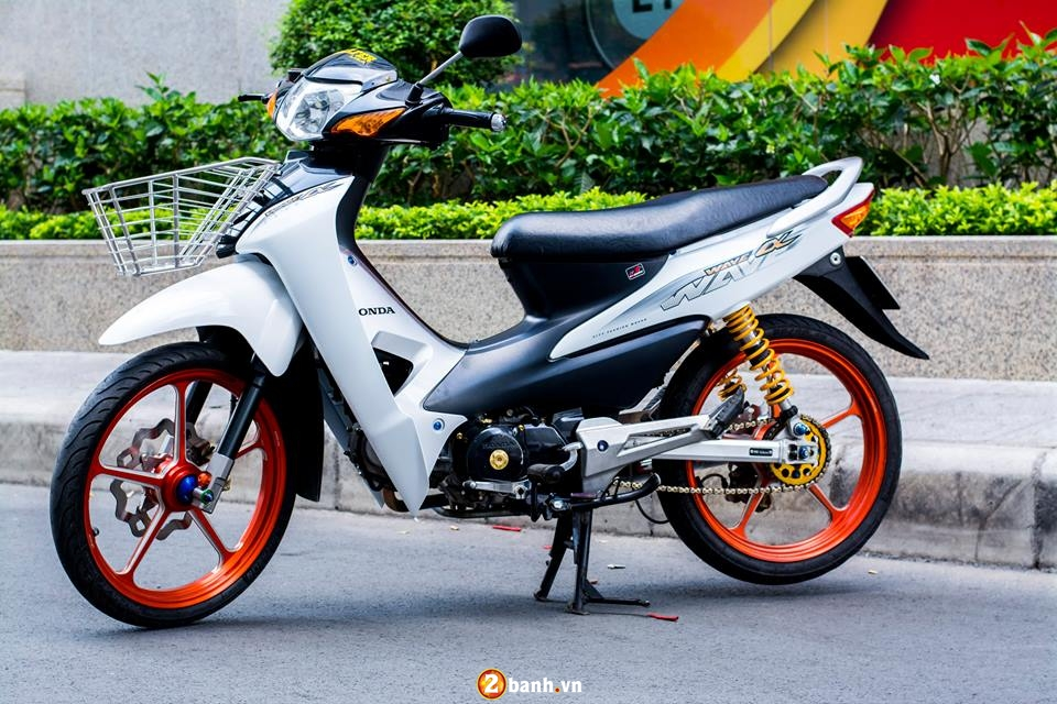 Honda Wave A ban do don gian cuc chat - 6