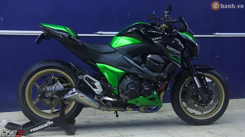 Kawasaki Z800 do chat hon voi mot vai nang cap hang hieu - 2