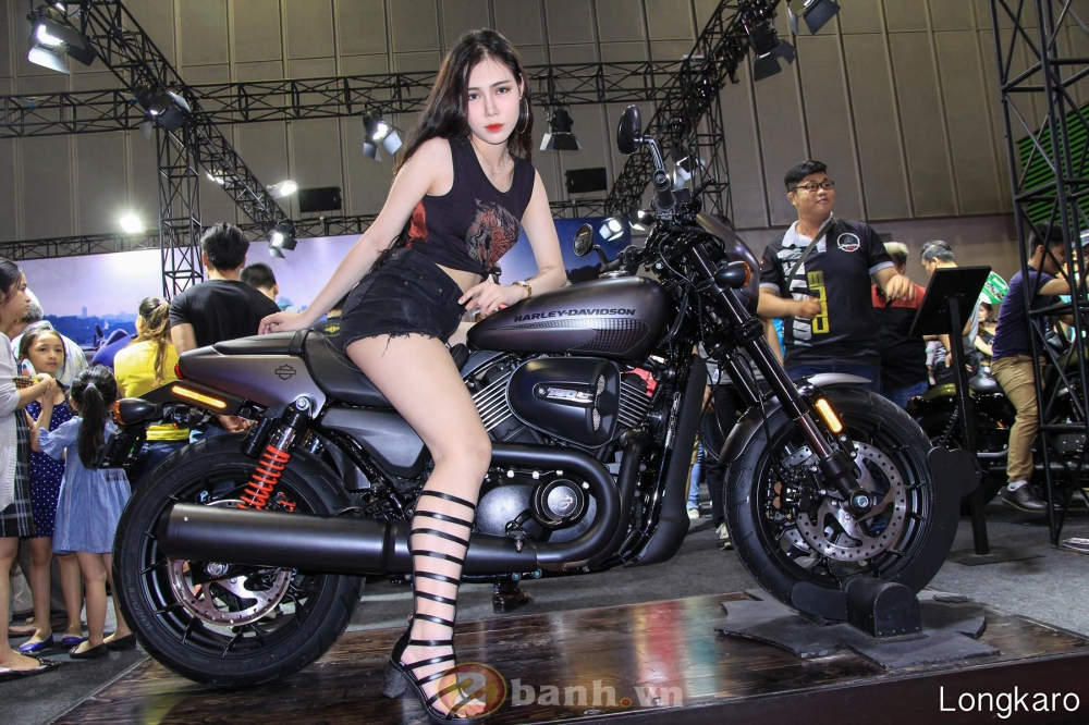 50 co gai hot nhat VietNam Motorcycle Show 2017 - 33
