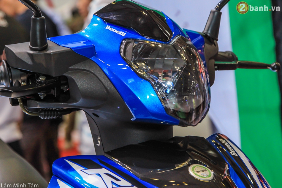 Can canh Benelli RFS 150 tai VMCS 2017 - 4