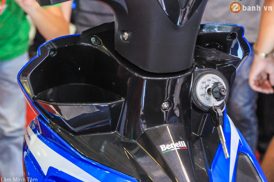 Can canh Benelli RFS 150 tai VMCS 2017 - 11