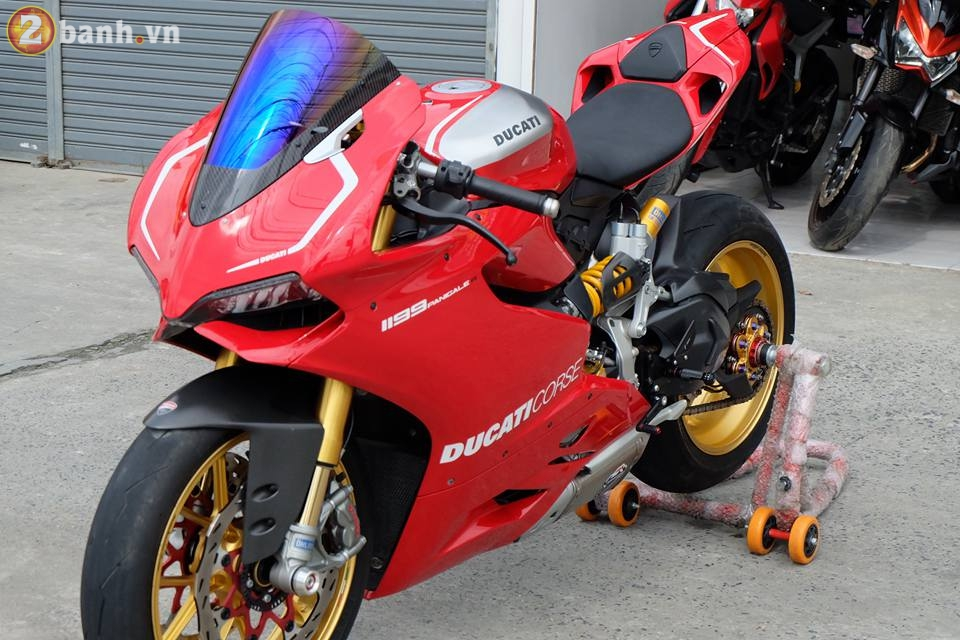 Ducati 1199 Panigale R von da dinh nay cang tuyet voi hon trong ban do cuc chat - 5