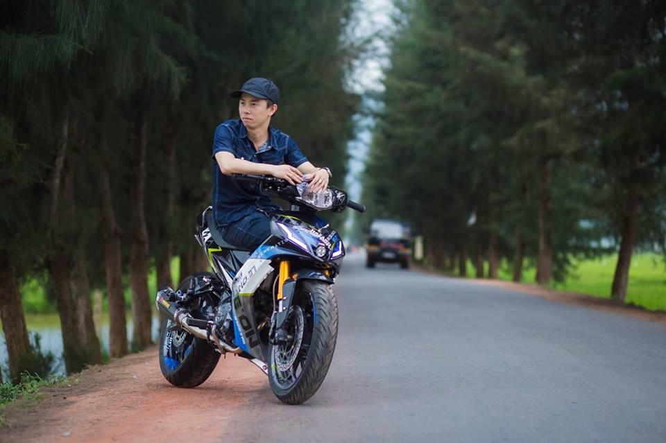 Exciter 135 con tu dong do manh tay nhat Nghe An - 13
