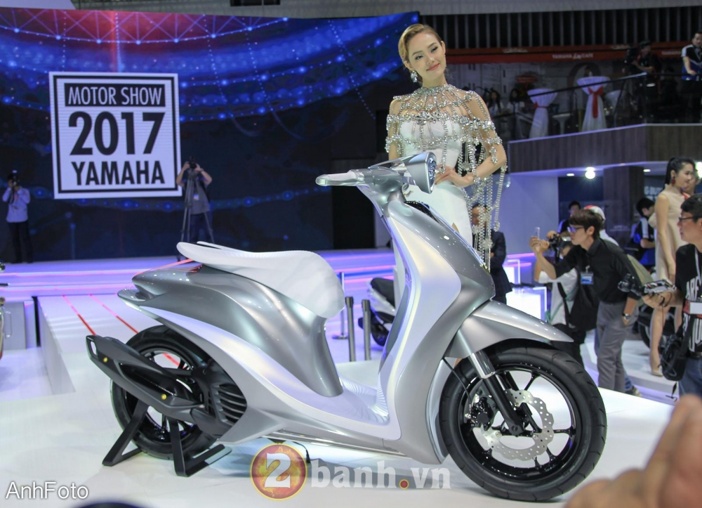 50 co gai hot nhat VietNam Motorcycle Show 2017 - 2