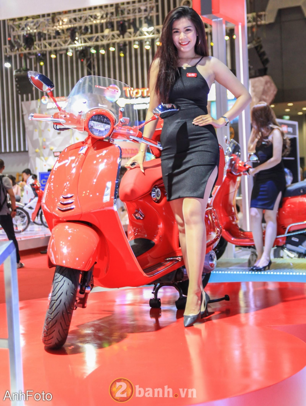 50 co gai hot nhat VietNam Motorcycle Show 2017 - 28