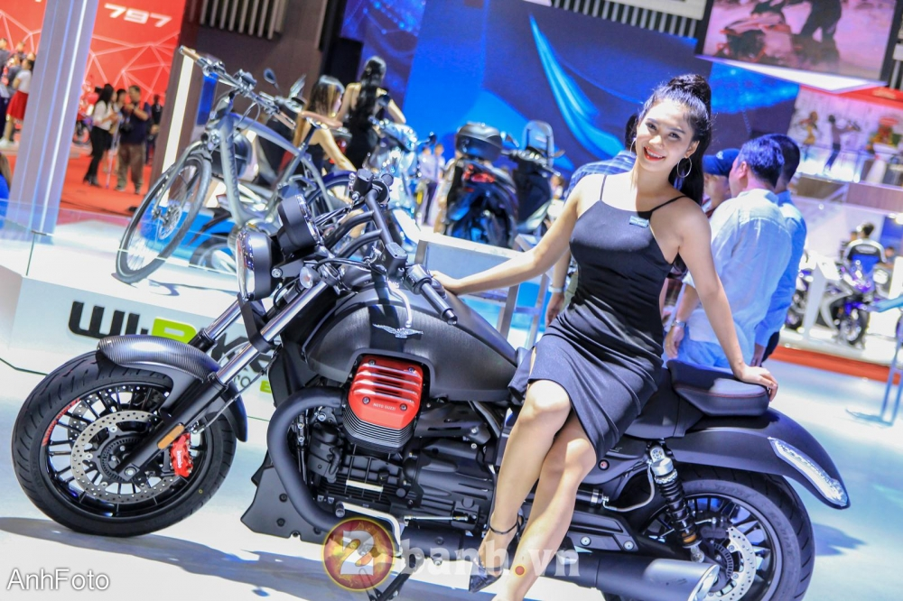 50 co gai hot nhat VietNam Motorcycle Show 2017 - 34