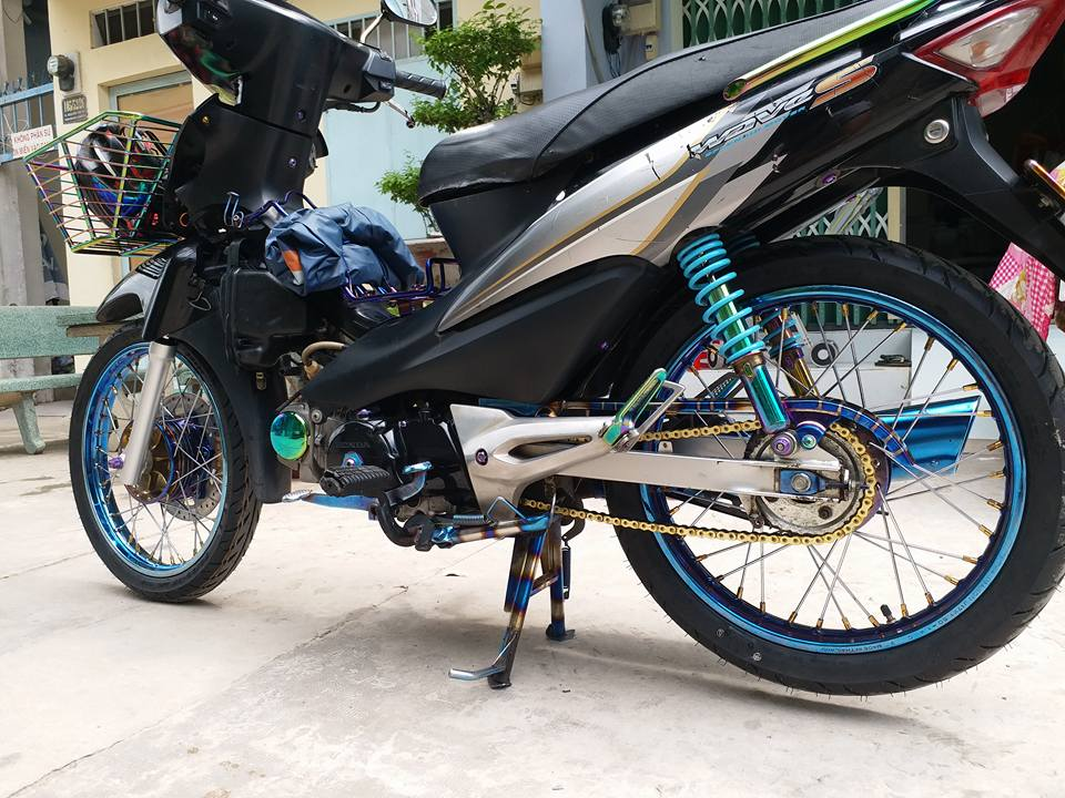 Wave S100 don nhe voi dan chan bat thuong - 8