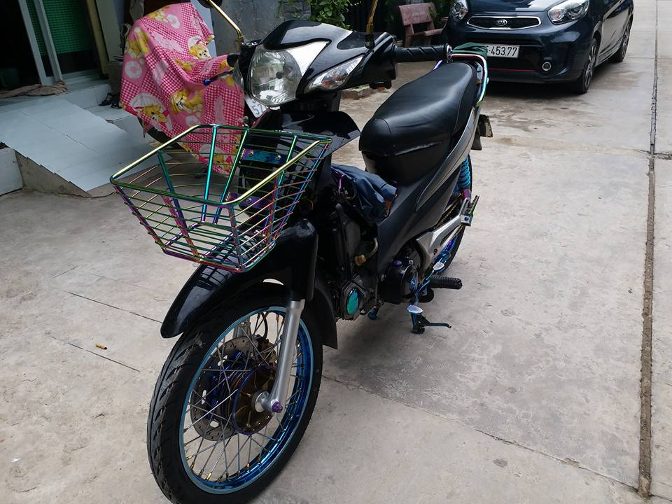 Wave S100 don nhe voi dan chan bat thuong - 3