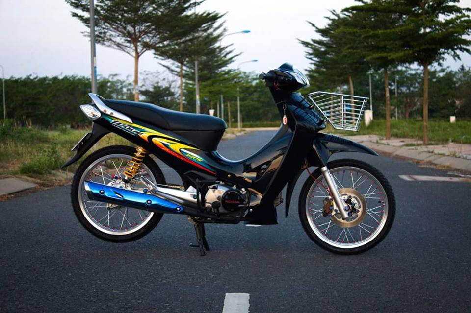 Wave 125 do dep voi dan do choi chuan muc - 2