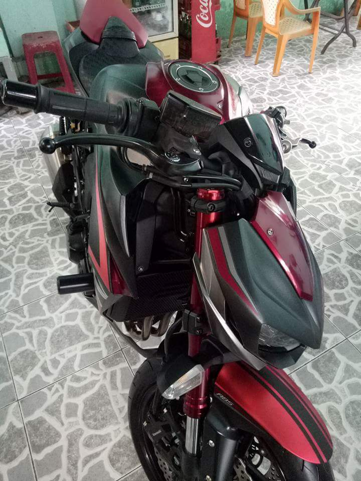Kawasaki z1000 2016 Do candy - 2