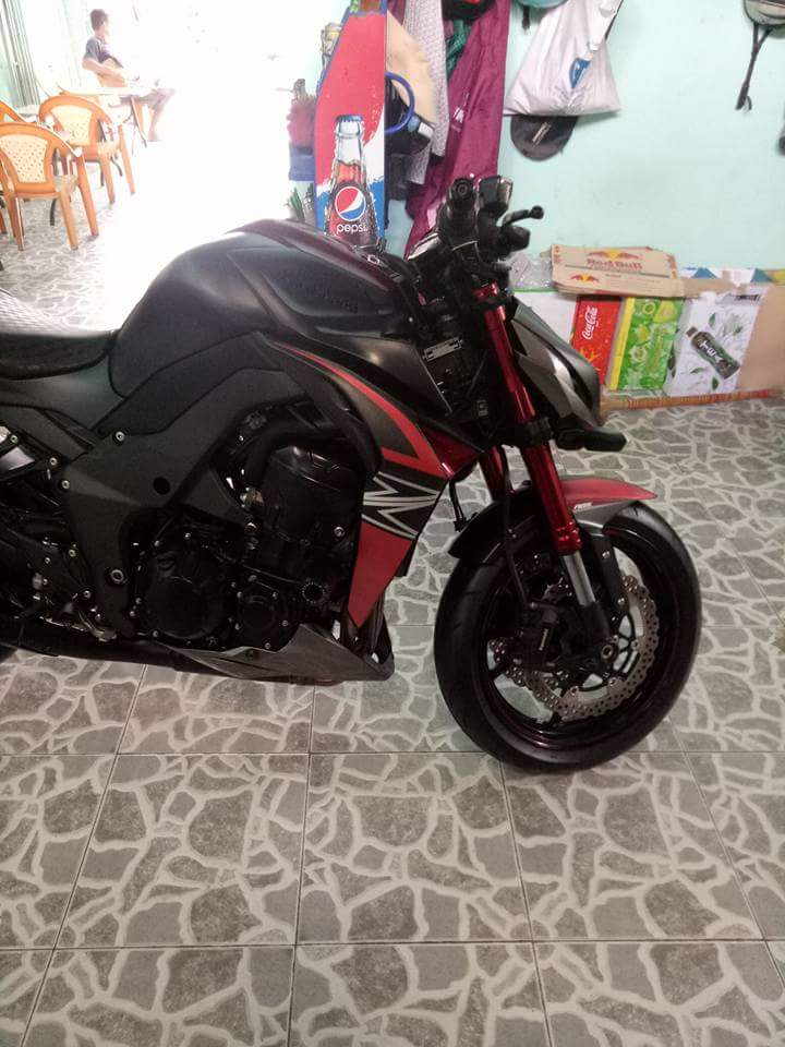 Kawasaki z1000 2016 Do candy - 4