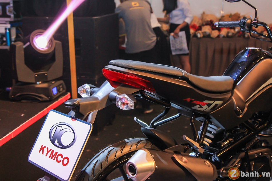 Kymco KPipe 50 Mau xe the hien ca tinh rieng cho hoc sinh - 6