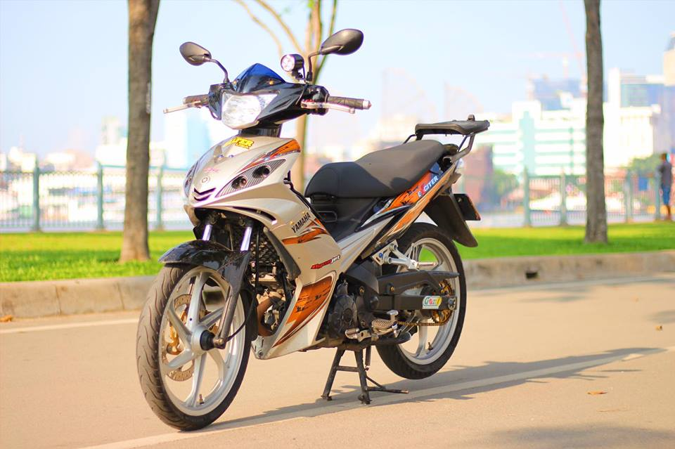 Yamaha Exciter cua sung lam nghe