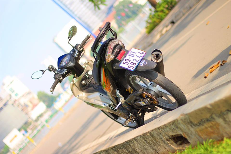 Yamaha Exciter cua sung lam nghe - 3