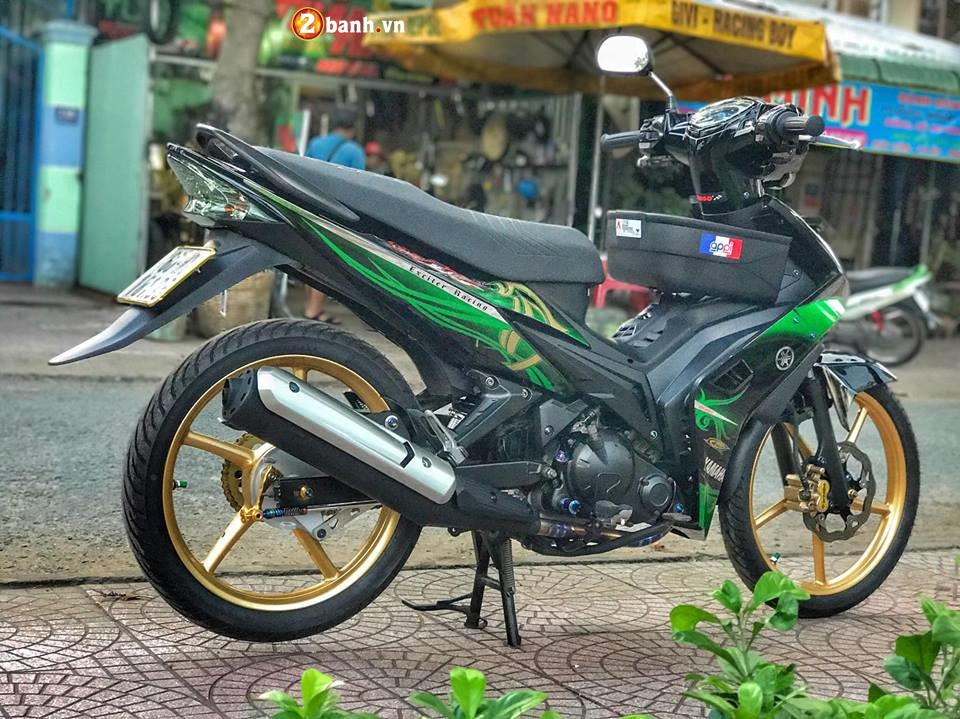 Exciter 135cc 4 so nguyen to luc bi an - 9