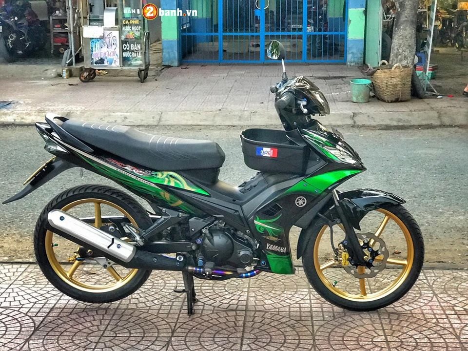 Exciter 135cc 4 so nguyen to luc bi an - 11