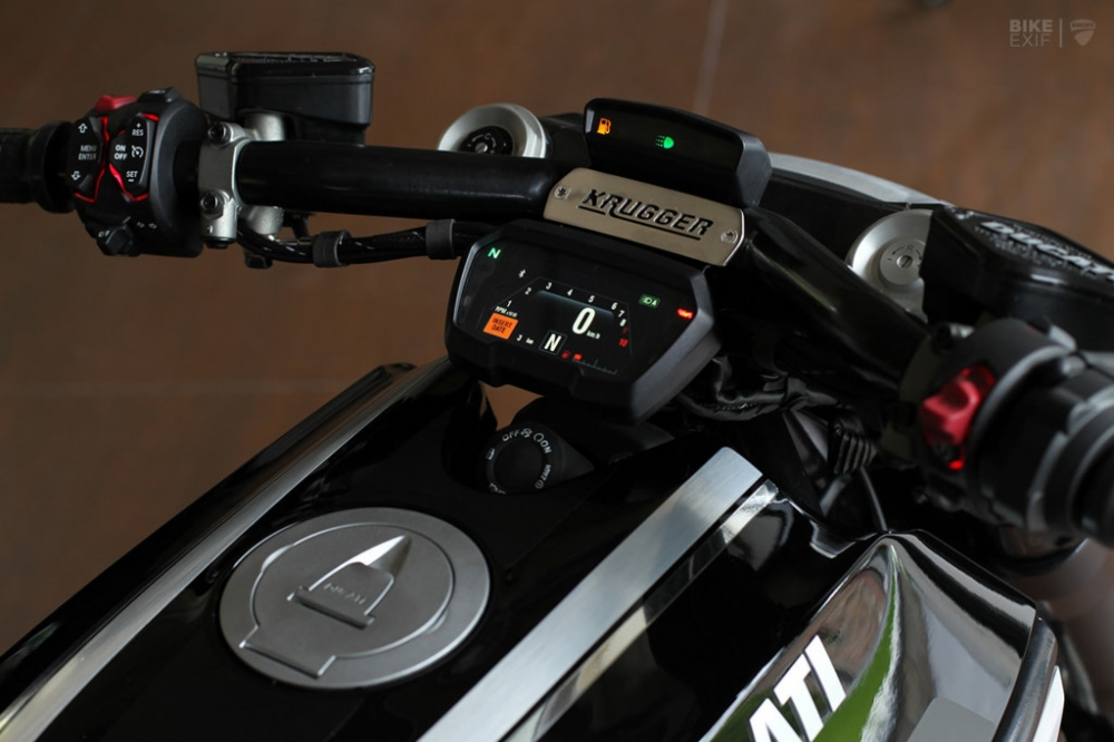 Ducati Xdiavel S lot xac day an tuong voi phong cach Cafe Racer - 6