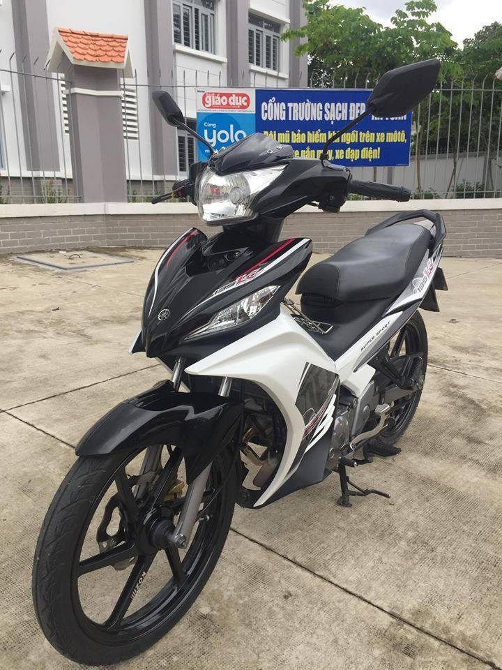 Exciter 135cc phien ban do lai theo phong cach Malaysia LC135 5s - 3