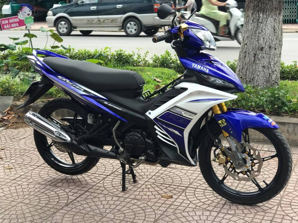 Exciter 135cc phien ban do nhe nhang day suc sang tao - 3