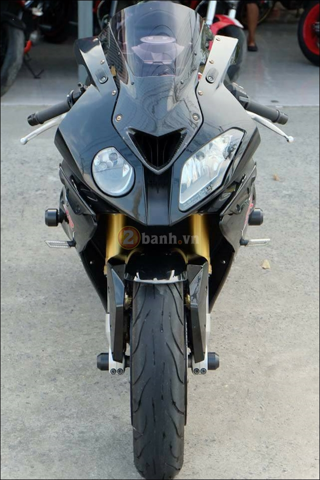 BMW S1000RR cang det cung phien ban Full black Limited - 2