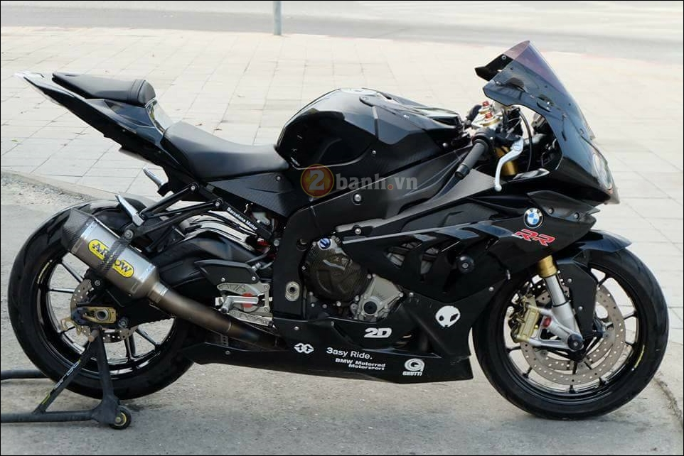 BMW S1000RR cang det cung phien ban Full black Limited - 6