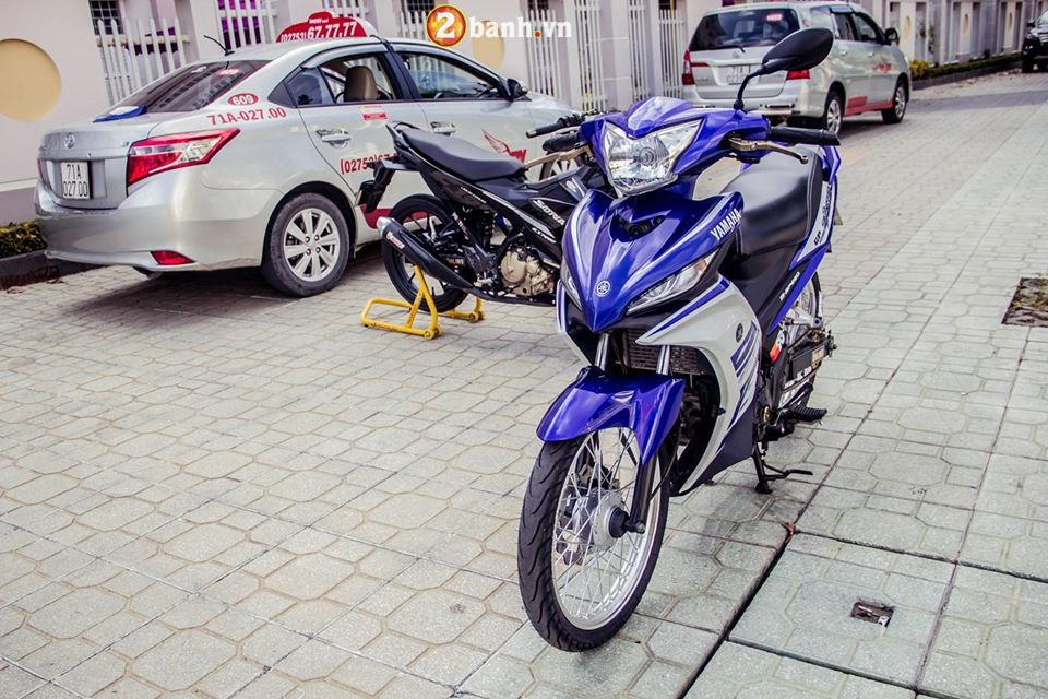 Bo anh Exciter 135 do khoe dang cung Raider Fi day ca tinh - 8