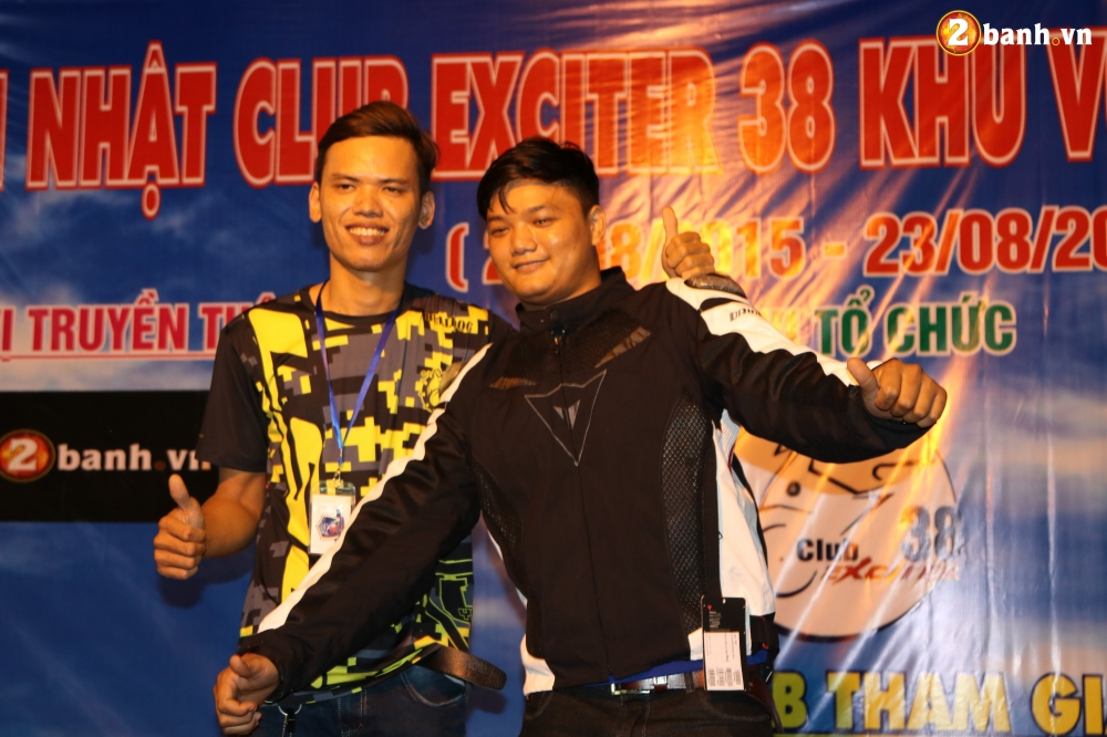 Cong dong biker do ve mung Club Exciter 38 khu vuc Mien Nam tron II tuoi - 32