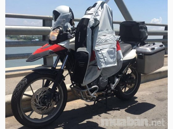 BMW G650GS Enduro for sales - 2