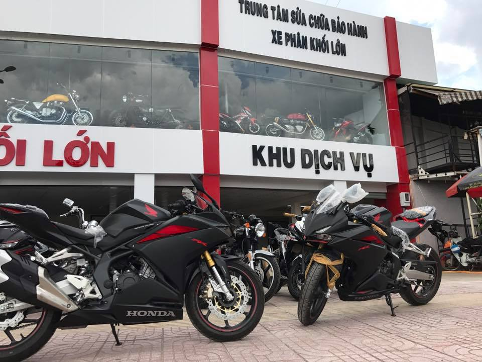 Ve them lo Honda CBR 250 RR abs 2017 - 4