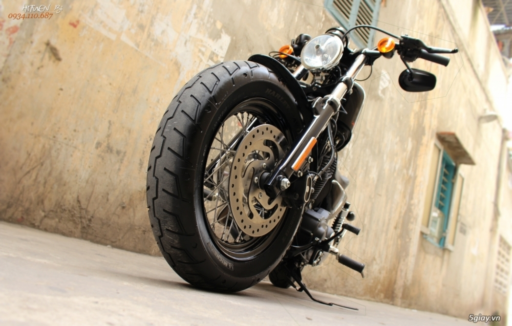 ___ Can Ban ___HARLEY DAVIDSON FortyEight 1200cc ABS 2016___ - 4