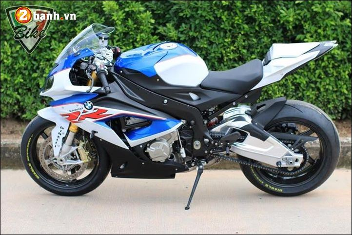 BMW S1000RR ban do bien chat voi dan chan sieu nhe BST Carbon - 11