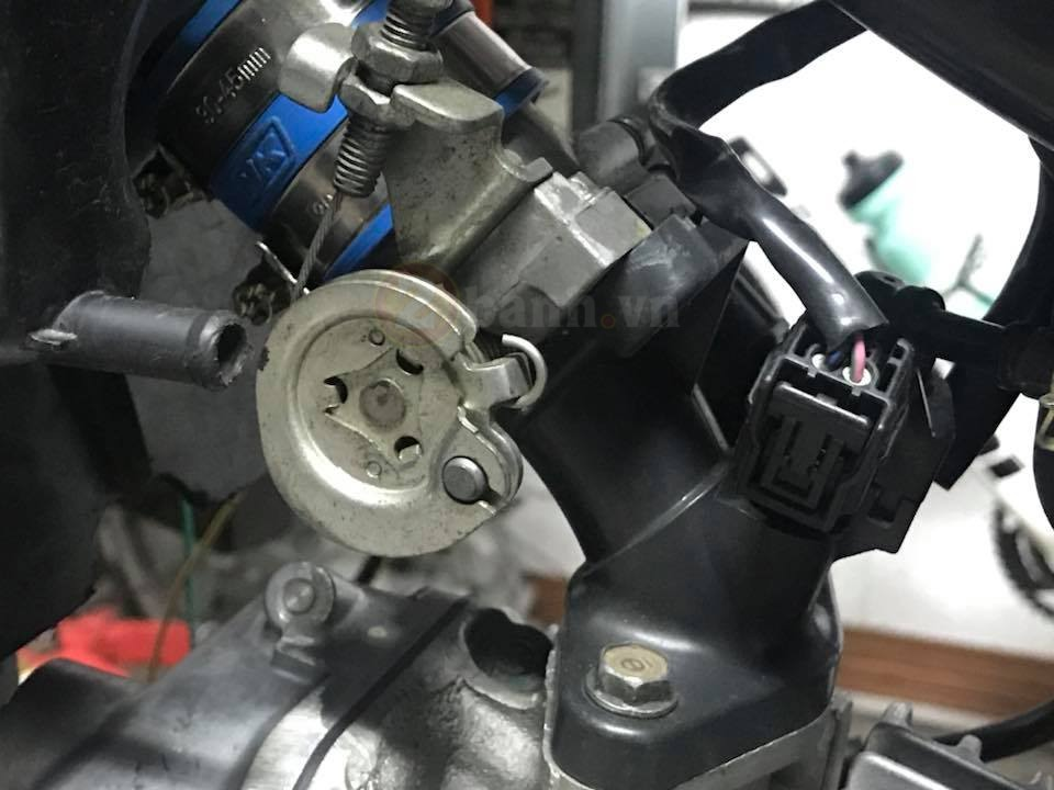 Clip Wave 110i do chat dat maxspeed hon 160kmh - 10
