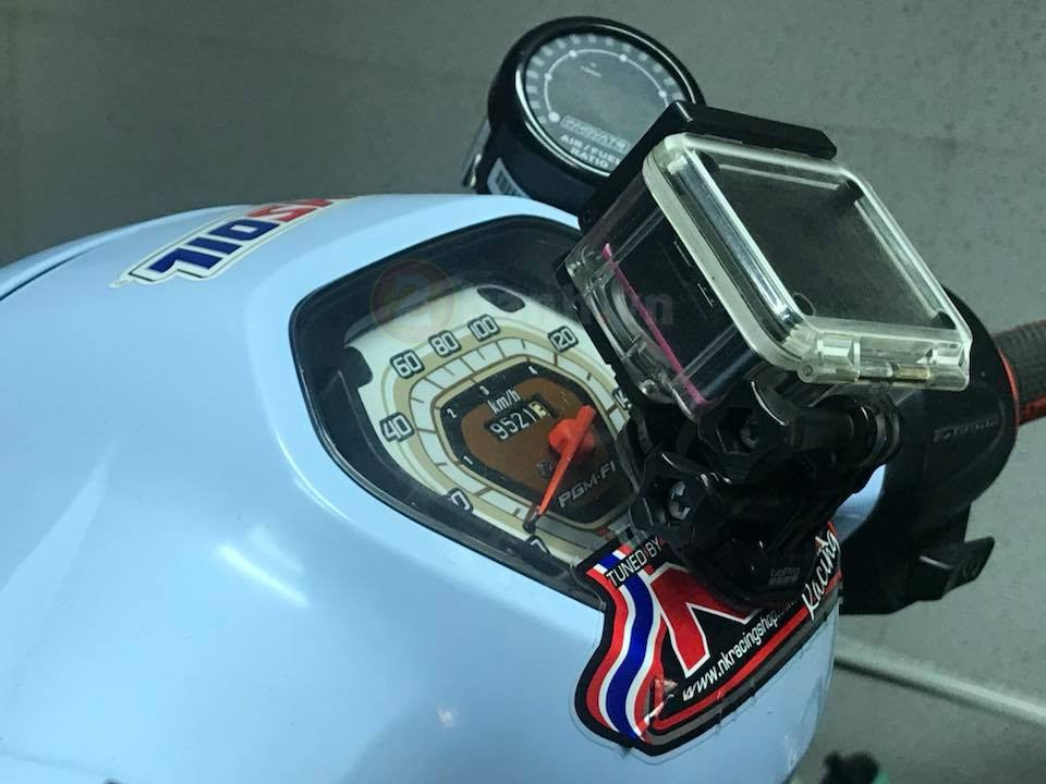 Clip Wave 110i do chat dat maxspeed hon 160kmh - 15