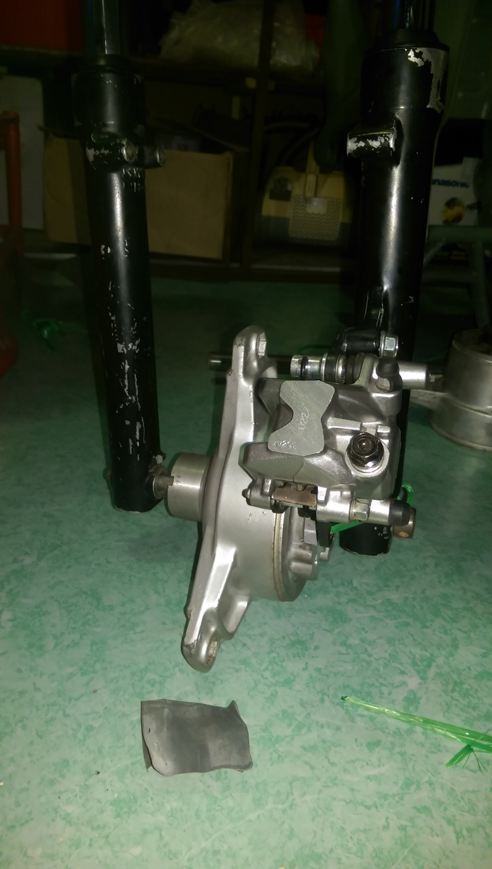 Do Xe Chaly 50 cc - 3