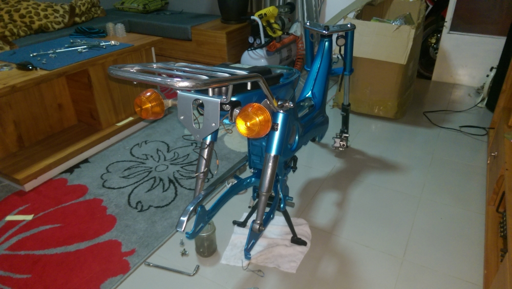 Do Xe Chaly 50 cc - 5