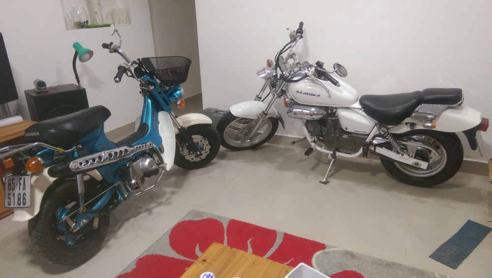 Do Xe Chaly 50 cc - 9