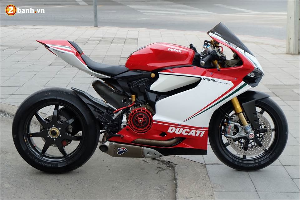 Ducati 1199 Panigale Superbike cong nghe mang danh hieu Born to Race - 9