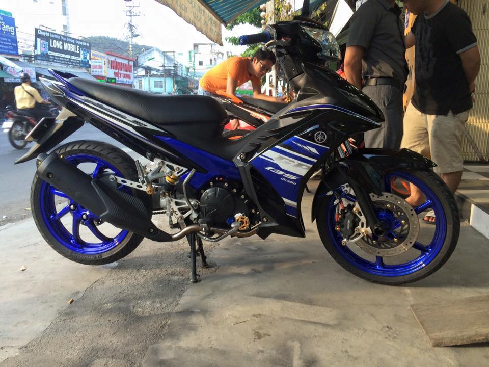 Exciter 135 do an tuong voi loat do choi day gia tri - 7