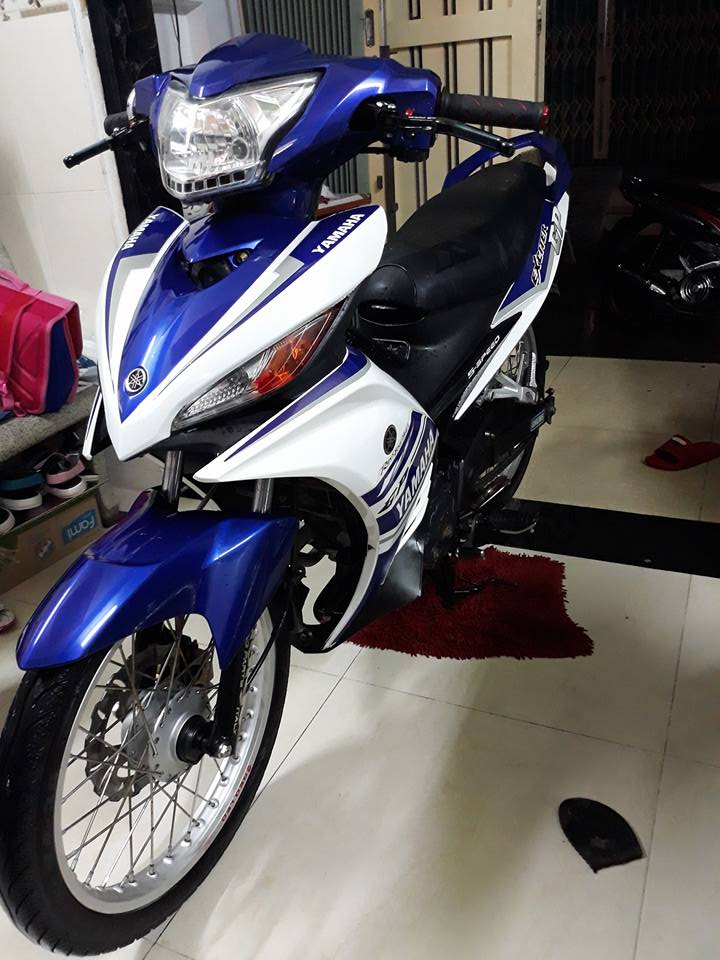 Exciter 135 do don nhe nhang voi phong cach LC 135 day tao bao - 4