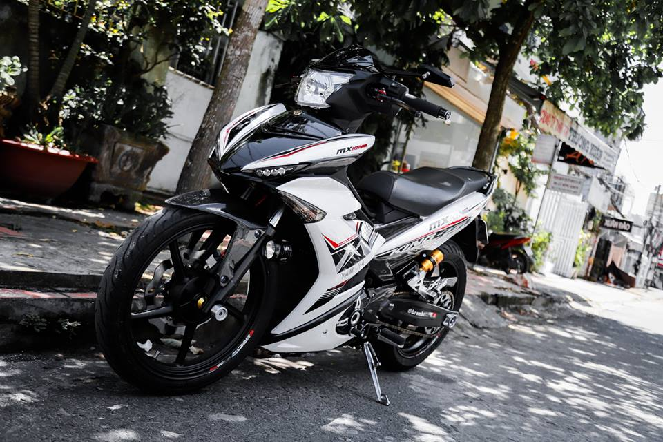 Exciter 150 do dan chan MT07 cuc ngau day sang tao - 5