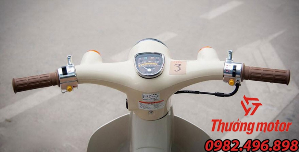 Honda Little Cub 50 Fi 2017 made in japan - 13