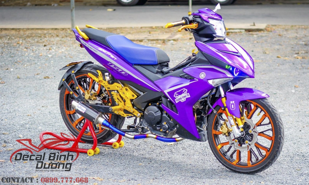 Top 10 Xe Exciter 150 Do Duoc Yeu Thich Nhat 2017 - 2